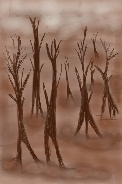 wandering at nowhere | lora | Digital Drawing | PENUP