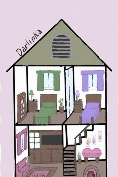 collab w/Darlinka   Rhonda   Digital Drawing   PENUP