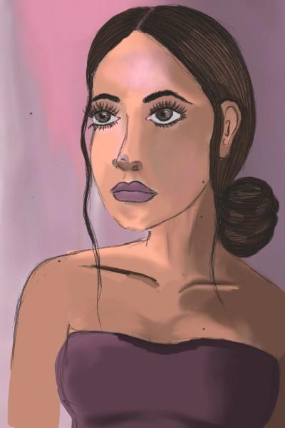 miss somebody | missmoody | Digital Drawing | PENUP