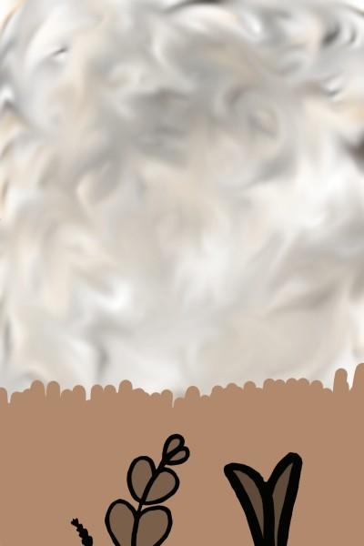 Planty Brown | Alliecat | Digital Drawing | PENUP