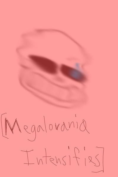 [megalovania intensifies] | inky | Digital Drawing | PENUP