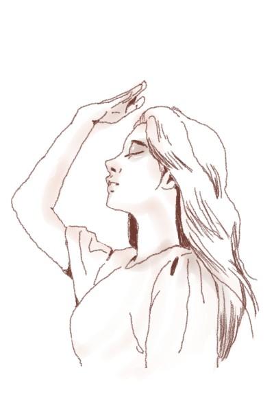 햇빛감상   surtare   Digital Drawing   PENUP