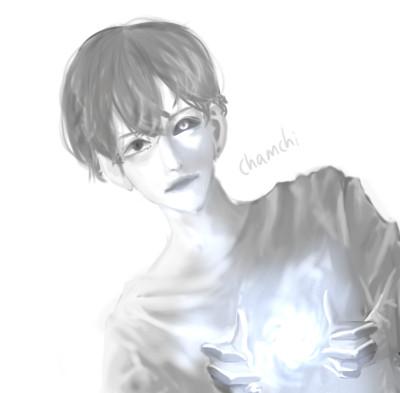 Portrait Digital Drawing | chamchi | PENUP