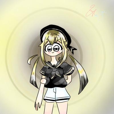 슈가(블랙) 프공전!!   hamster_mania   Digital Drawing   PENUP