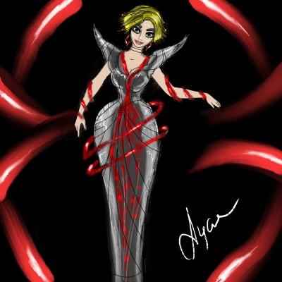 Princess of Alpha Generation | Ayca | Digital Drawing | PENUP
