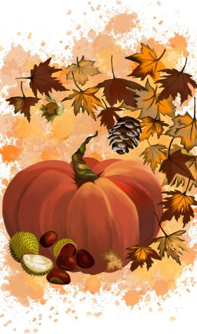 Beautifull Autumn | sherlock | Digital Drawing | PENUP