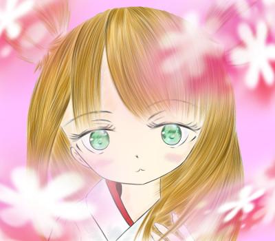 Flying heart | Sweety | Digital Drawing | PENUP