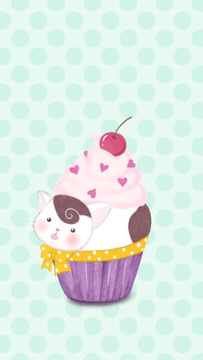 Muffin cat   greeda   Digital Drawing   PENUP