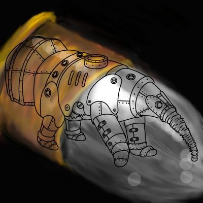 Bullet  | NurseLisa0517 | Digital Drawing | PENUP