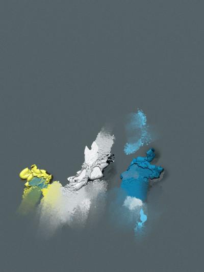 Yellow paint | AntoineKhanji | Digital Drawing | PENUP