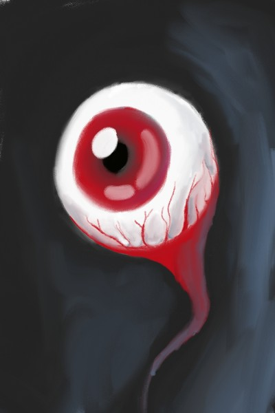 Totally Not Another Eyeball  | Jazz | Digital Drawing | PENUP