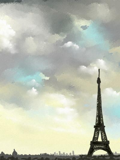 Yellow skies | AntoineKhanji | Digital Drawing | PENUP