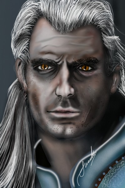 The witcher | ramdan1111 | Digital Drawing | PENUP