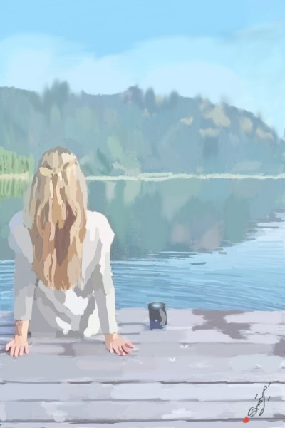 I like it to do  | G.dream | Digital Drawing | PENUP