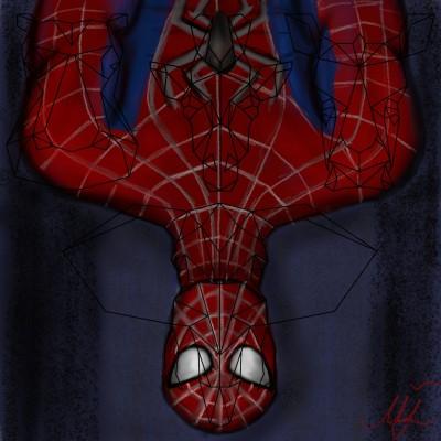 SPIDERMAN   mjalkan   Digital Drawing   PENUP