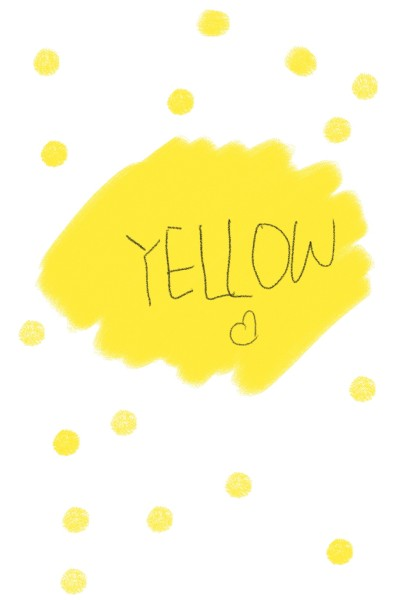 YELLOW | Peopleperson | Digital Drawing | PENUP