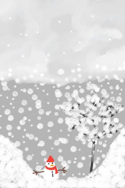 winter | Mokoshla | Digital Drawing | PENUP