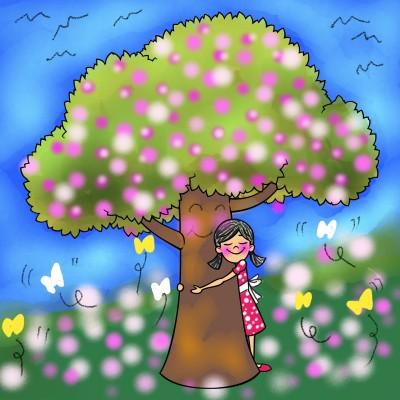 봄날 | ONE | Digital Drawing | PENUP