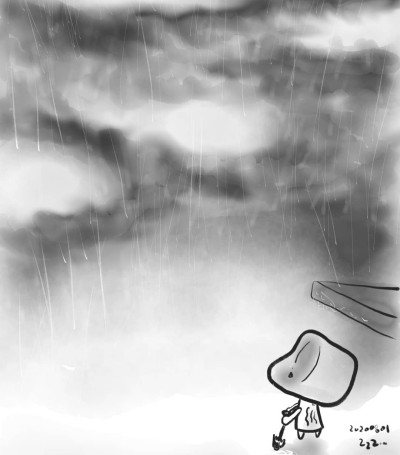 Not like this, please | inseok | Digital Drawing | PENUP