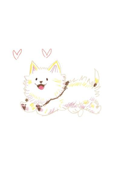 강아지 | jungyoon | Digital Drawing | PENUP