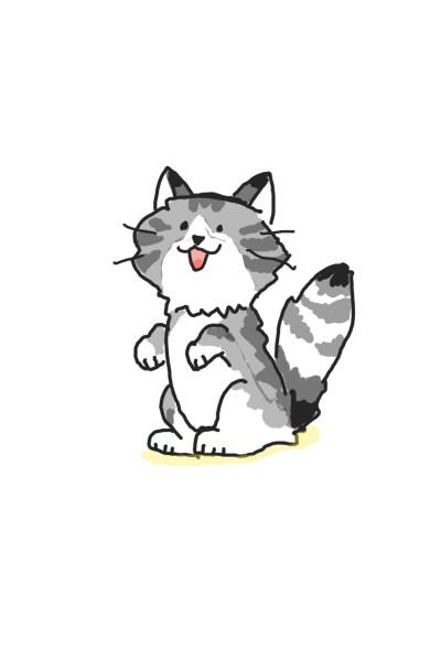 고양이 | jungyoon | Digital Drawing | PENUP
