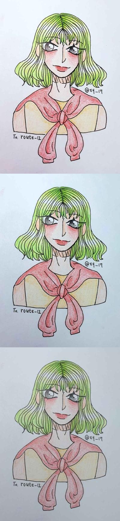 루트님 기프트~!! | xy_17 | Digital Drawing | PENUP
