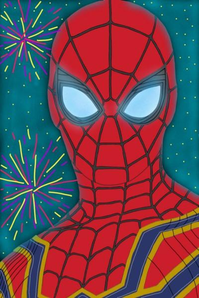 spiderman | kimeojin | Digital Drawing | PENUP