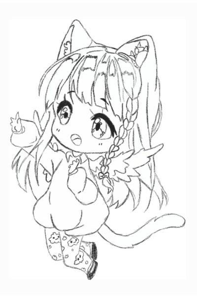 For FestiveDioSama | MyBoysAWolf | Digital Drawing | PENUP