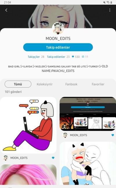 PLEASE FOLLOW ♡♡♡ | Azra. | Digital Drawing | PENUP
