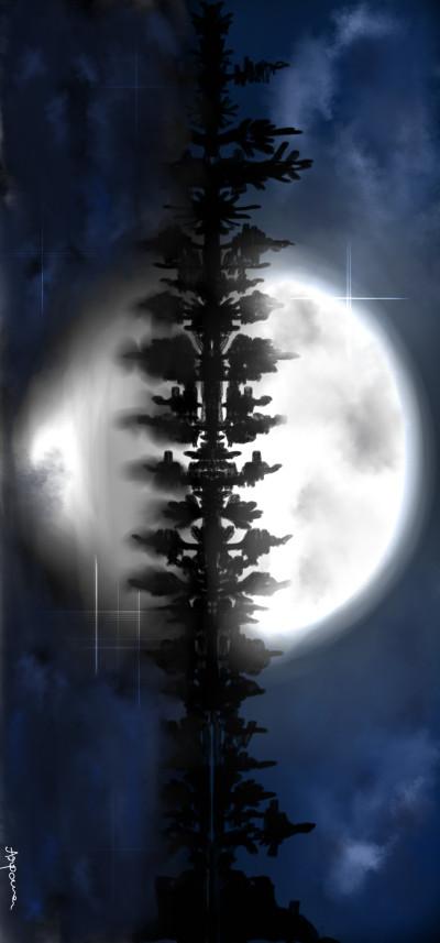 'Lets draw Moon' | arpu | Digital Drawing | PENUP