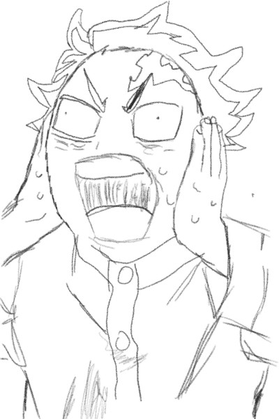 Tanjiro ubriaco  | Josuke-kun | Digital Drawing | PENUP