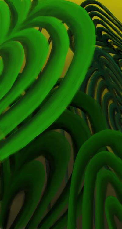 Palm leafs | sherlock | Digital Drawing | PENUP