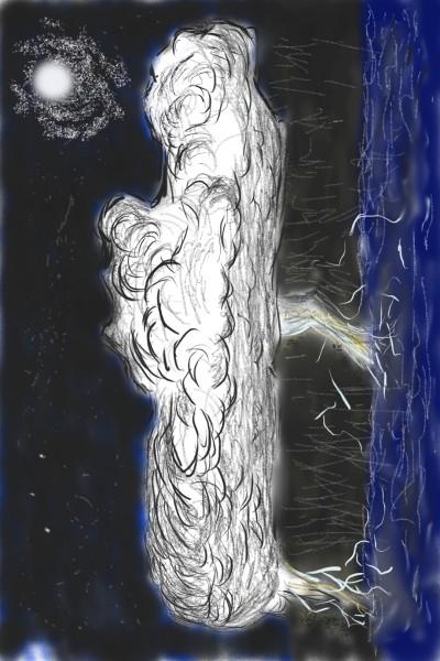 clouds  | Gerhard | Digital Drawing | PENUP