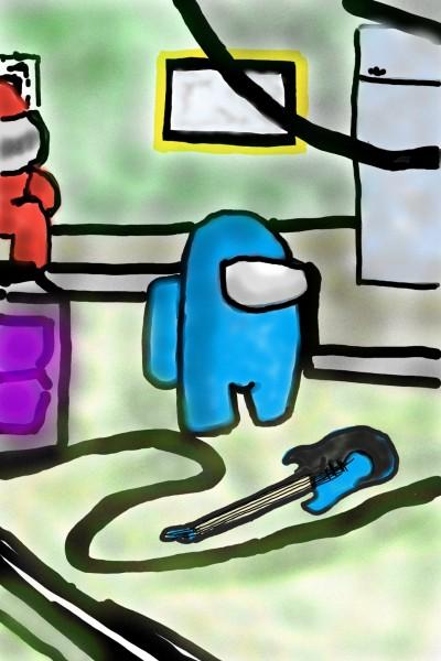 among us | HighBlazerXXL | Digital Drawing | PENUP