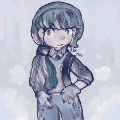 Mary Ram  | holidjr55 | Digital Drawing | PENUP