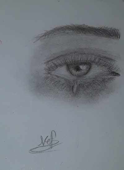 An eye! | NEF_katip | Digital Drawing | PENUP
