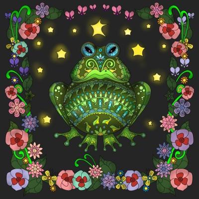 frog | kerad85 | Digital Drawing | PENUP