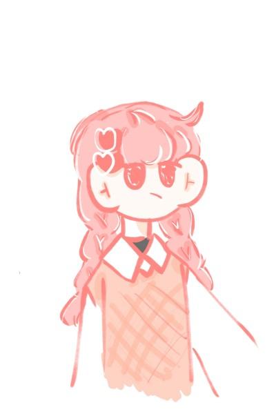 딸기소녀 •᎑ᵕ | jjsgh | Digital Drawing | PENUP