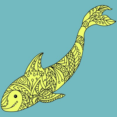 Fish... | Alexs | Digital Drawing | PENUP
