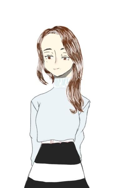 id look a bit like this In real life | k_ppaartz | Digital Drawing | PENUP