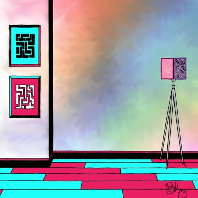 Art Wall   BeanaKing13   Digital Drawing   PENUP