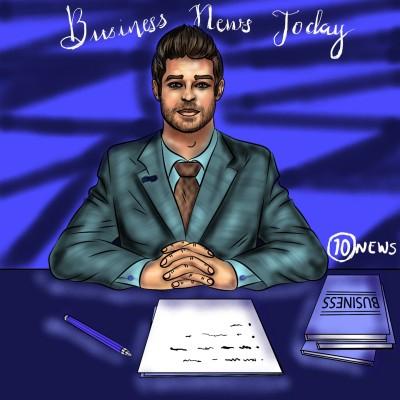 Business News | jenart | Digital Drawing | PENUP