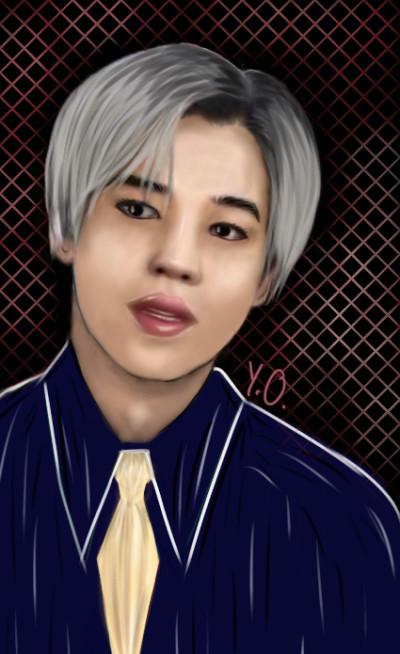 ❥~BTS-ARMY~❥ ★♥Jimin♥★ | Y.O. | Digital Drawing | PENUP