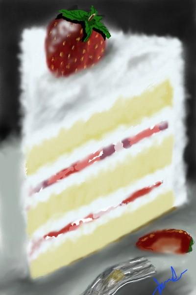 Strawberry Shortcake! | JennD | Digital Drawing | PENUP