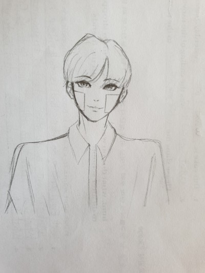 자캐 그리면서 재활중 | choeun1 | Digital Drawing | PENUP