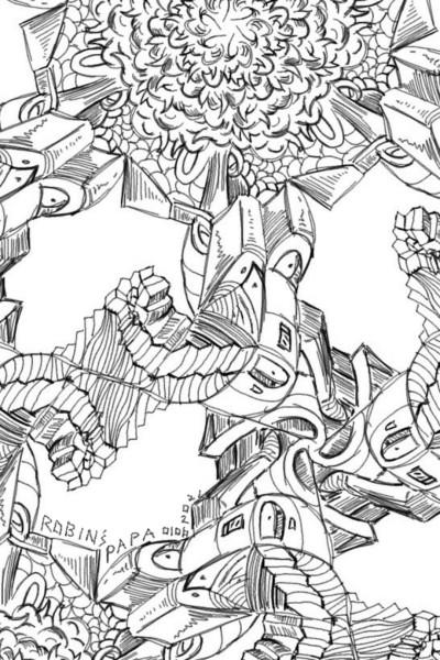 Dimensional Door : different | RobinPAPA | Digital Drawing | PENUP
