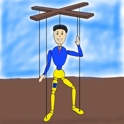 puppetry    armin   Digital Drawing   PENUP