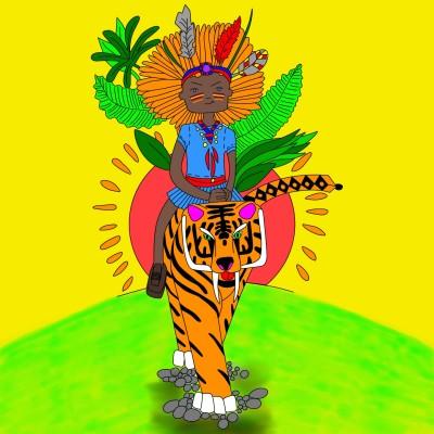 Queen Sheba   Bekkie   Digital Drawing   PENUP