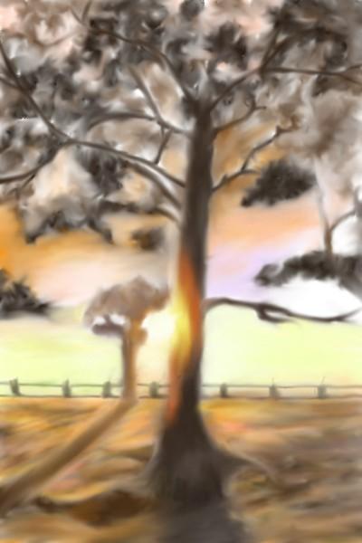Autumn Morning  | Mark349 | Digital Drawing | PENUP