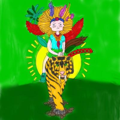 Coloring Digital Drawing | fina | PENUP